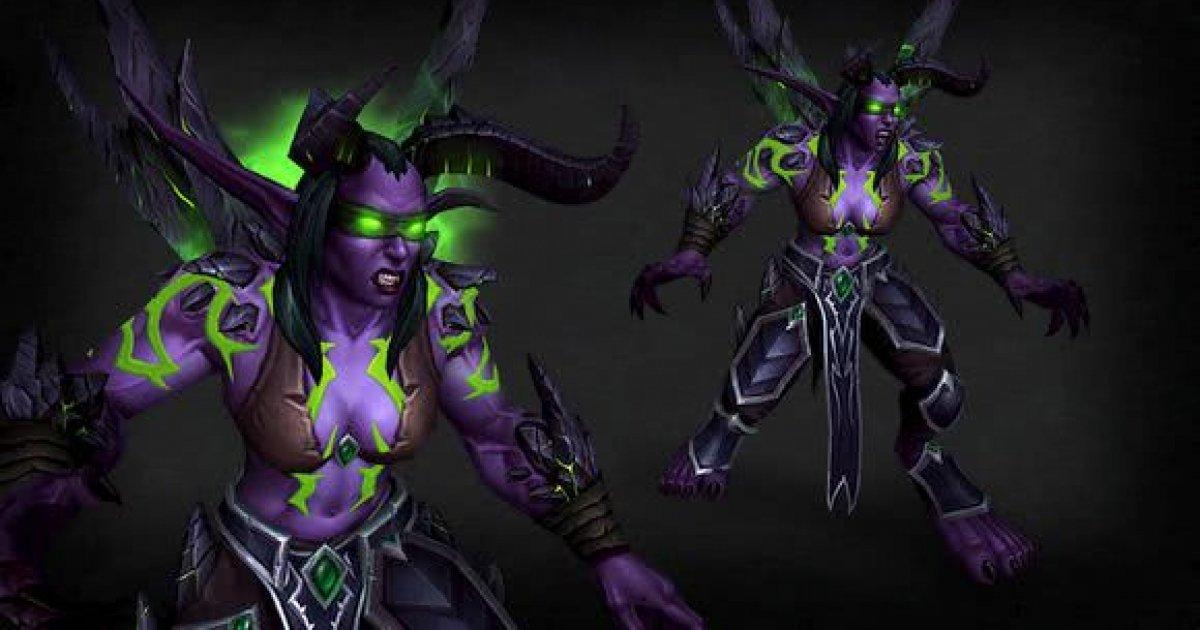 Dämonenjäger in World of Warcraft