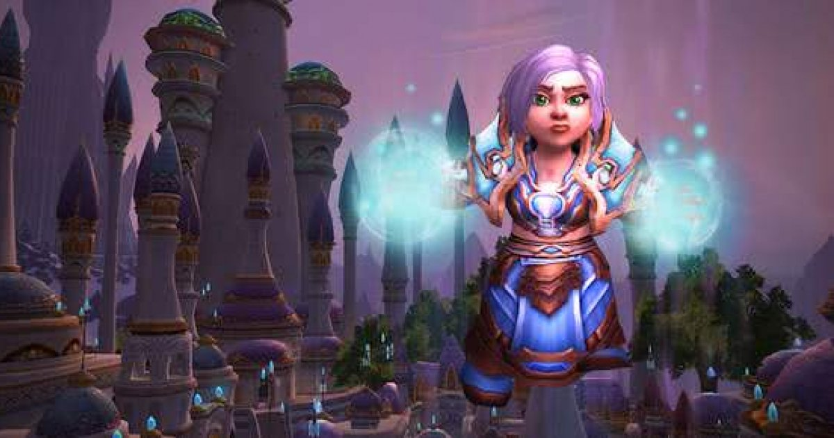 Magier in World of Warcraft