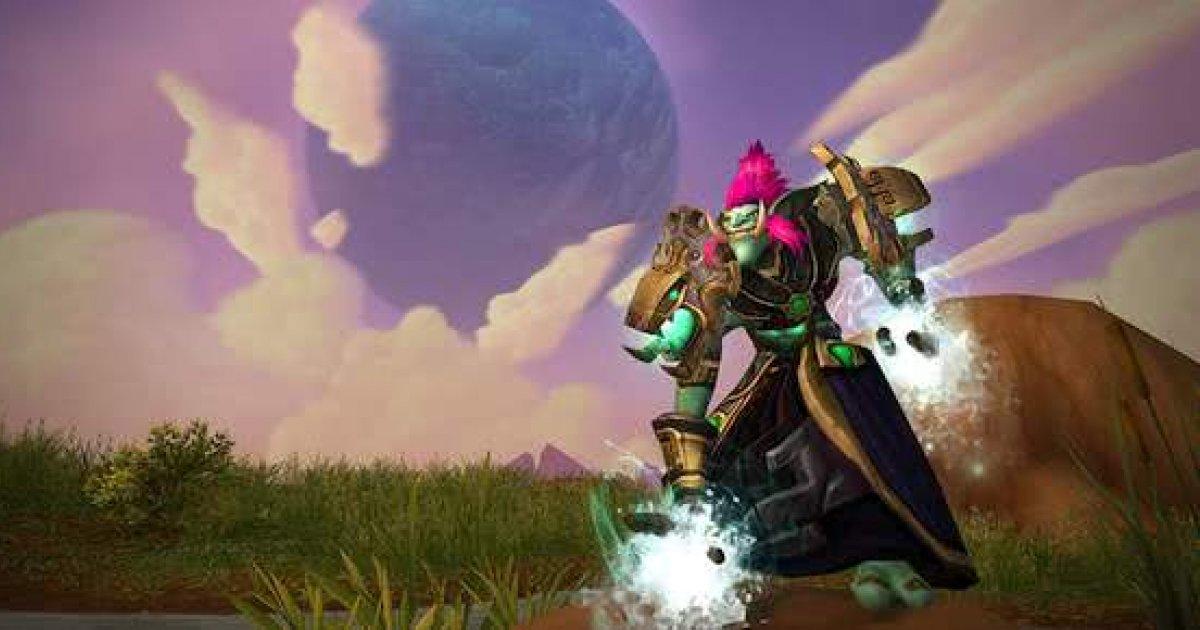 Schamane in World of Warcraft