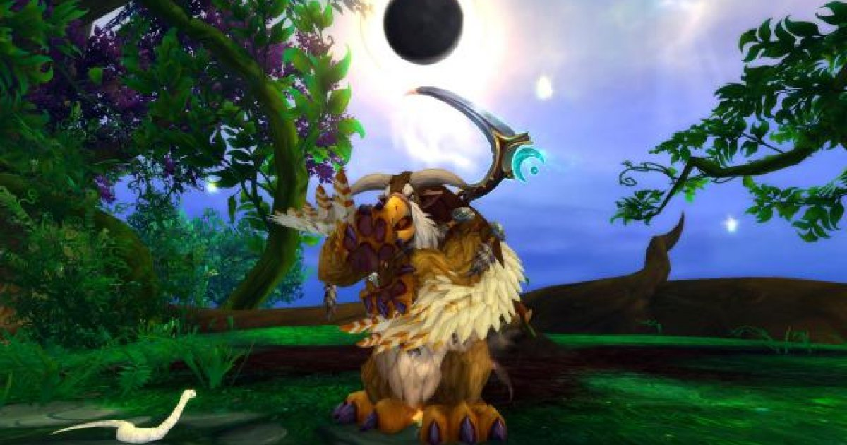 Druide in World of Warcraft