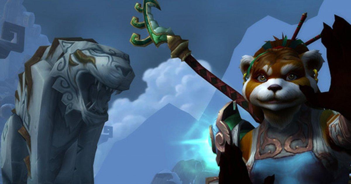 Mönch in World of Warcraft