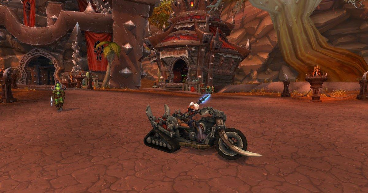 Der Horde-Chopper (Todesrad des Kriegsherren) ist da!