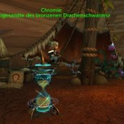 "Teaser Bild von WoW Shadowlands: So funktioniert das Feature ""Chromie Time"""