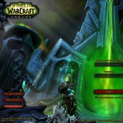 Teaser Bild von Legion Login Screen (Update)