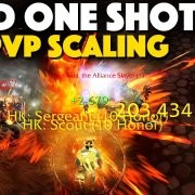 Teaser Bild von Naked Paladin One Shotting Horde [ft. PvP Scaling]