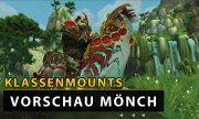 Teaser Bild von WoW Patch 7.2 - Klassenmount-Quest- Video: Todesritter